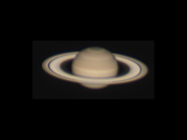 Saturn April 30, 2013 Photo: Carl Lydon