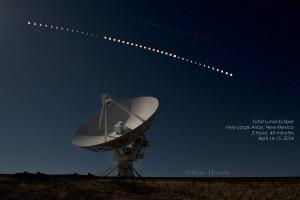 Stan Honda - Total Lunar Eclipse