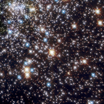 Globular Cluster NGC 6397. Credit: ESA & Francesco Ferraro (Bologna Astronomical Observatory) / NASA, Hubble Space Telescope, WFPC2.