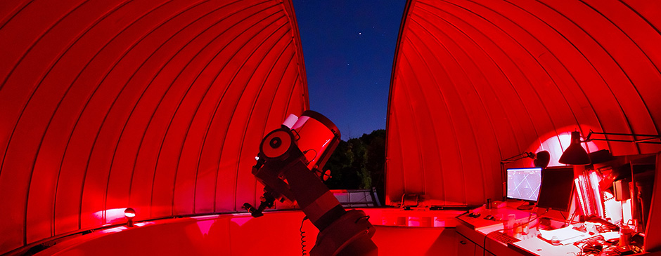 Learn To Use Our Telescopes
