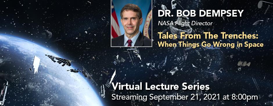 NASA's Dr. Bob Dempsey